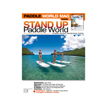 Stand-Up Paddle World Issue 04
