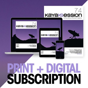 Kayak Session Issue 78 - Print Edition