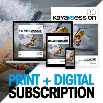 Print + Digital Paddle World Issue 17